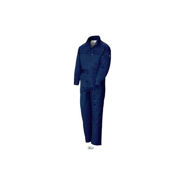 ジーベック 928 防寒続服 [表]ポリエステル60%・綿40%(ツイル)、[裏]ポリエステル100%(蓄熱保温素材)、[中綿]ポリエステル100% 超撥水加工