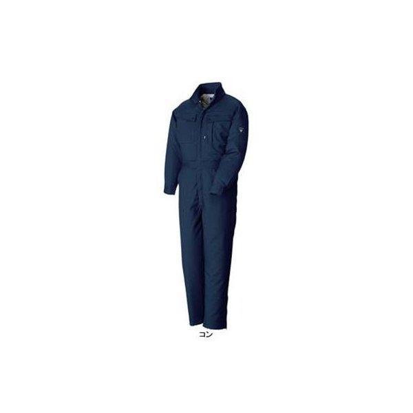 ジーベック 109 防寒続服 [表]ポリエステル100%(サージ)、[裏]ポリエステル100%、[胴裏]ナイロン100%、[中綿]ポリエステル100% 超撥水加工