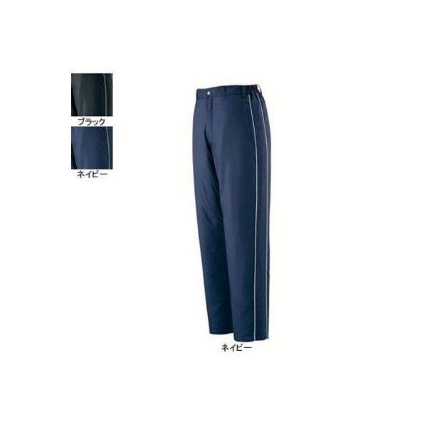 自重堂 48401 防寒パンツ マイクロタフタ(表地/ポリエステル100%、裏地/ポリエステルタフタ、中綿60gキルト 撥水加工