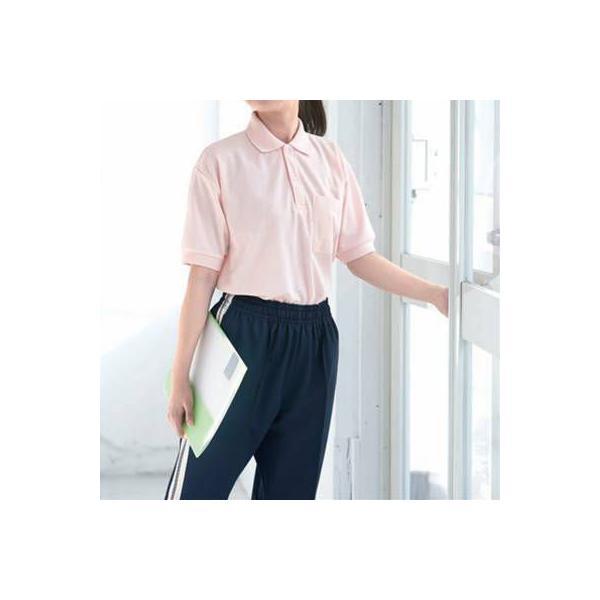 サービス・アミューズメント 作業服 作業着 サンエス AG10040 半袖ポロシャツ(全10色) SS〜LL|kinsyou-webshop|03