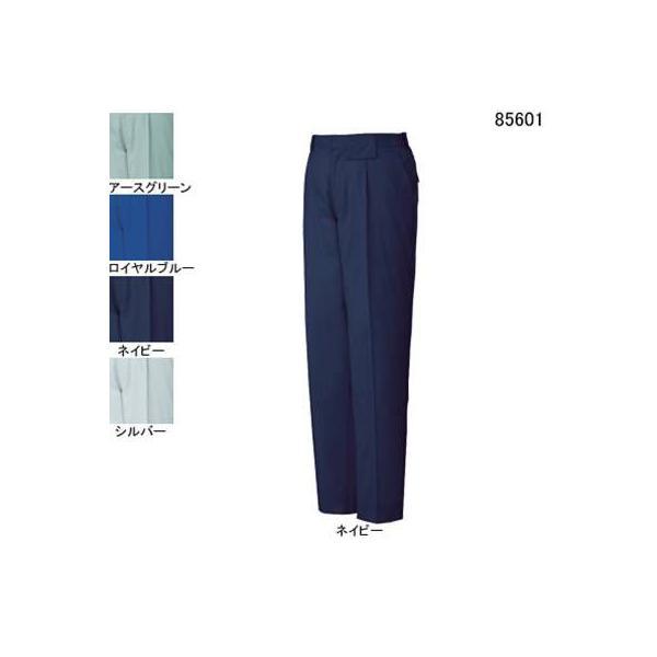 自重堂 85601 製品制電ストレッチワンタックパンツ ストレッチサマーツイル(ポリエステル65%・綿35%) ストレッチ 帯電防止JIS T8118適合商品