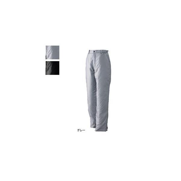 ジーベック 200 軽防寒パンツ [表]ポリエステル100%(高密度タフタ)、[裏]ポリエステル100%、[中綿]ポリエステル100%