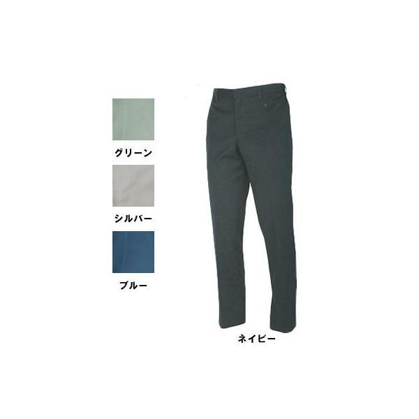 コーコス AS-1933 ノータックスラックス ハイストレッチツイル ポリエステル65%・綿35% ストレッチ 帯電防止素材使用