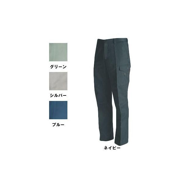 コーコス AS-1935 立体ノータックカーゴ ハイストレッチツイル ポリエステル65%・綿35% ストレッチ 帯電防止素材使用