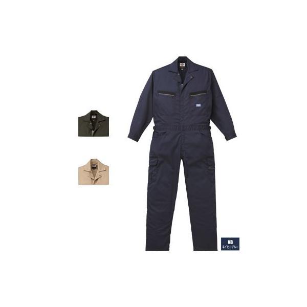 ディッキーズ 21-1311(1311) 春夏長袖ツヅキ服 ポリエステル65%・綿35% 帯電防止織物使用