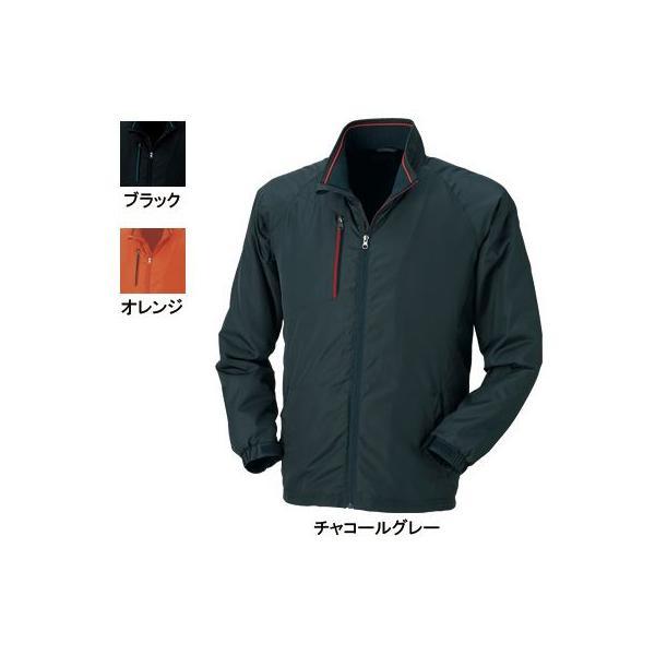 桑和 43800 防寒ジャケット 撥水 表:ポリエステル100% 裏:ポリエステル100% 中綿(袖):ポリエステル100%