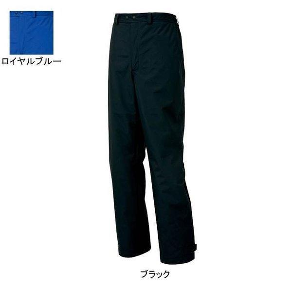アイトス TULTEX AZ-8862 防寒パンツ(男女兼用) 表地:ナイロンリップ・平織り・ナイロン100%・透湿防水 裏/PUコーティング 中綿:発熱保温中綿コアブリッド 裏地:タフタ・ポリエステル100% 耐水圧3,000mmH2O・撥水 防風 反射材使用