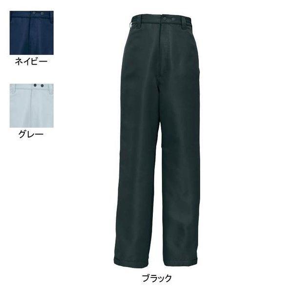 アイトス TULTEX AZ-8462 防寒パンツ(男女兼用) 表地:ポリエステルツイル・綾織り・ポリエステル100% 中綿:ポリエステル100% 裏地:ポリエステル100%