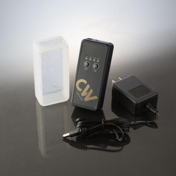 サンエス 空調風神服 RD9880J 小型リチウムイオンバッテリーセット(4セルバッテリー、ACアダプター、バッテリーソフトケース)