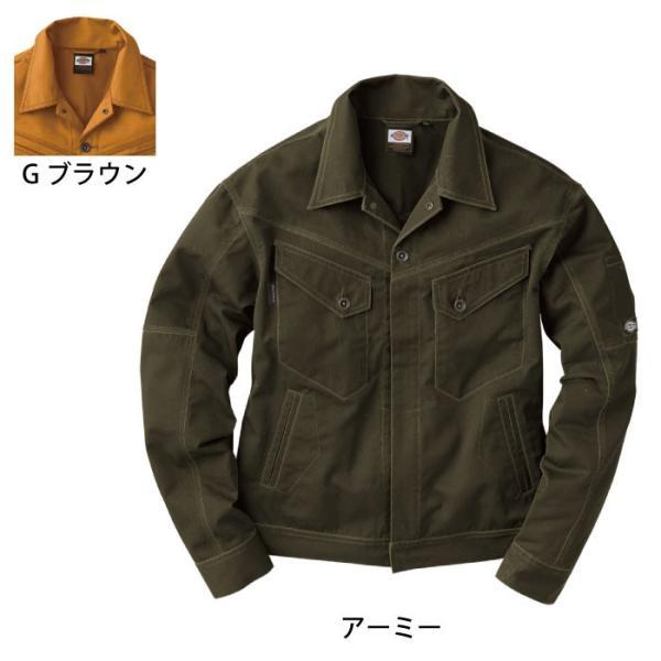 ディッキーズ D-1230 ジャケット ポリエステル65%・綿35%