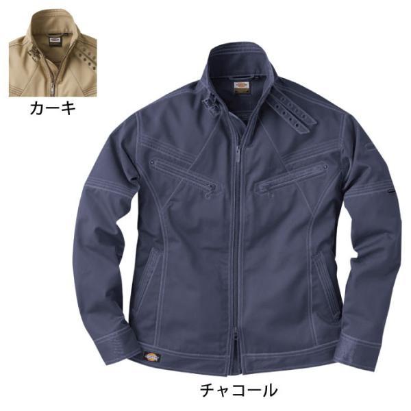 ディッキーズ D-1860 ジャケット 綿70%・ポリエステル30%