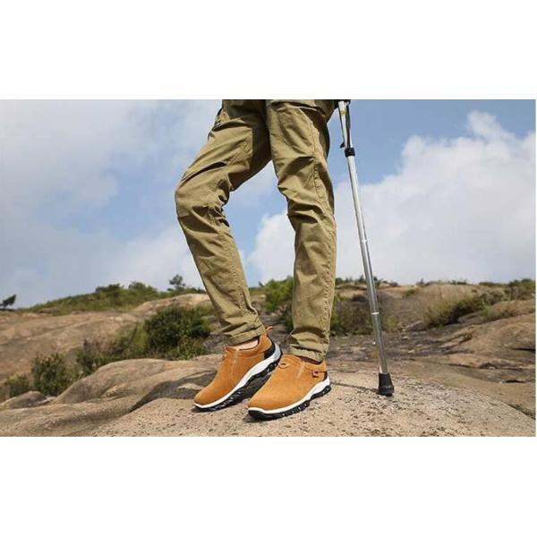 トレッキングシューズ 登山靴 メンズ ランニングシューズ 遠足 旅行メッシュ 大きいサイズ ローカット ウォーキングシューズ アウトドア スポーツ  sasa555A