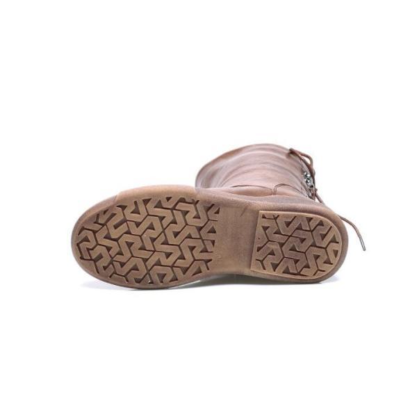 ブーツ レディース マーティンブーツ ショートブーツ レディースシューズ クラシック靴 厚底 編み上げブーツ 美脚 歩きやすい 秋冬新作nasg138