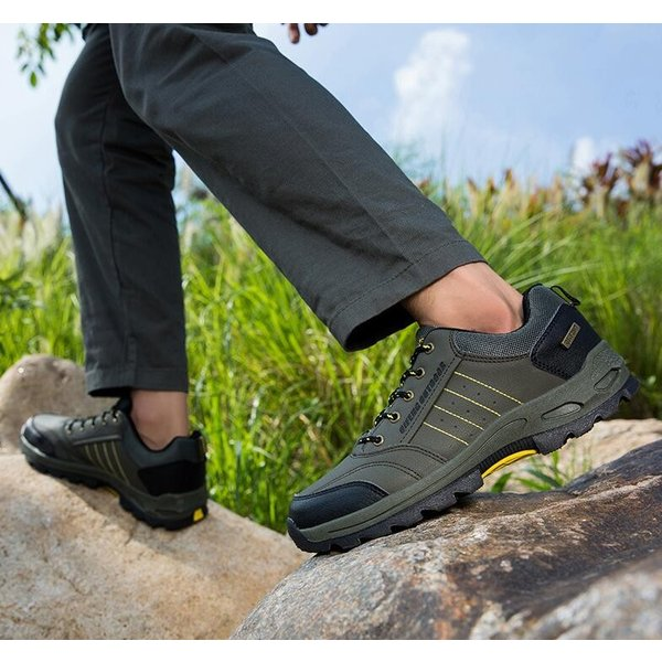 トレッキングシューズ 靴 メンズ レディース スニーカートレッキング アウトドア シューズ 男女兼用 裏起毛 登山靴 ハイキング 防滑 遠足 スポーツ 運動靴 登山|kintatsu|14