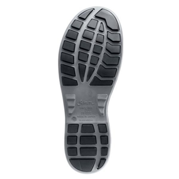 安全靴 Simon シモン 短靴 ウォーキングセーフティ 大きいサイズ 29cm 30cm  SX3層底 WS11 kintokiya 05