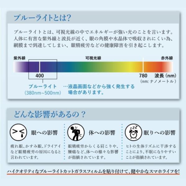 iphone xs 保護フィルム ガラス 全面 3D iphone x ガラスフィルム 日本製 液晶保護 ブルーライトカット スマホフィルム アイフォンxs 携帯フィルム|kintsu|04