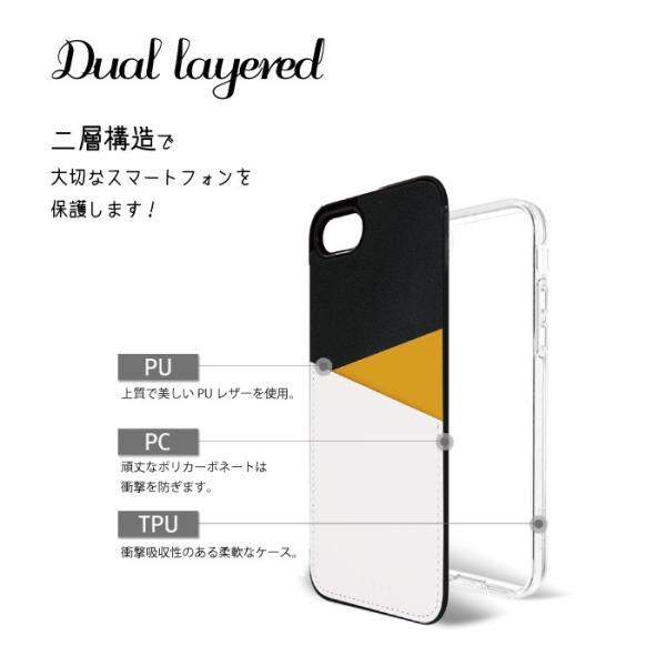 スマホケース iphone8 plus iphone xs 耐衝撃 携帯ケース アイフォン iphone7 レザー tpu ソフトケース|kintsu|11