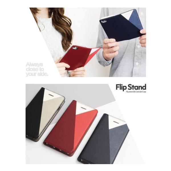 スマホケース 手帳型 iphone8 plus iphone xs 携帯ケース アイフォン スタンド iphone7 カバー レザー|kintsu|13