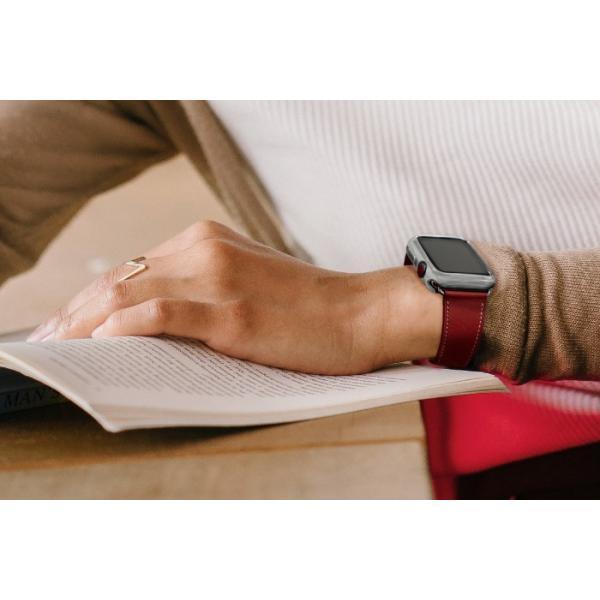 アップルウォッチ カバー 42mm 38mm apple watch ケース 耐衝撃 おしゃれ 高級 tpu メッキ加工 メタリック 光沢|kintsu|09