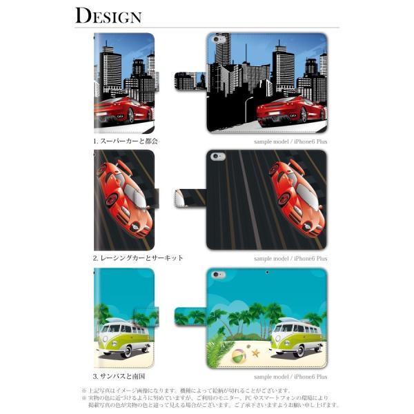 スマホケース 手帳型 iphone7plus iphone7プラス アイフォン7 プラス 携帯ケース 手帳 アイホン おしゃれ 車|kintsu|02