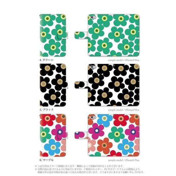 スマホケース 手帳型 iphone8plus ケース iphone8プラス アイフォン8 プラス 携帯ケース 手帳 アイホン おしゃれ 花柄|kintsu|03