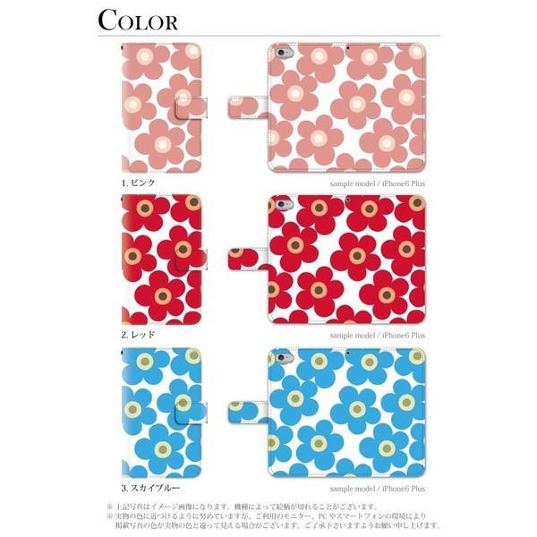 スマホケース 手帳型 iphonex ケース 携帯ケース アイフォンx スマホカバー 手帳 アイホン おしゃれ 面白い 花柄|kintsu|02