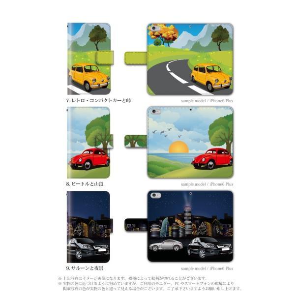 スマホケース 手帳型 iphonexs ケース 携帯ケース アイフォンxs スマホカバー 手帳 アイホン おしゃれ 面白い  車|kintsu|04