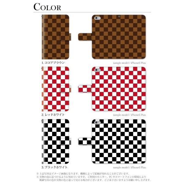 スマホケース HTC u11 Life ケース 手帳型 おしゃれ simフリースマホ カバー メンズ チェック|kintsu|02