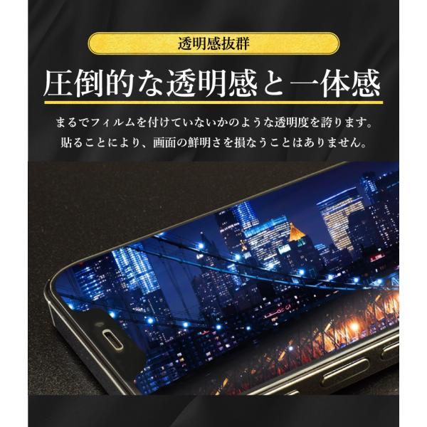 ブルーライトカットフィルム 液晶保護フィルムガラスフィルム iPhone iphonexs max xr iphone8 iphone7 強化ガラス 液晶保護フィルム シート kintsu 05
