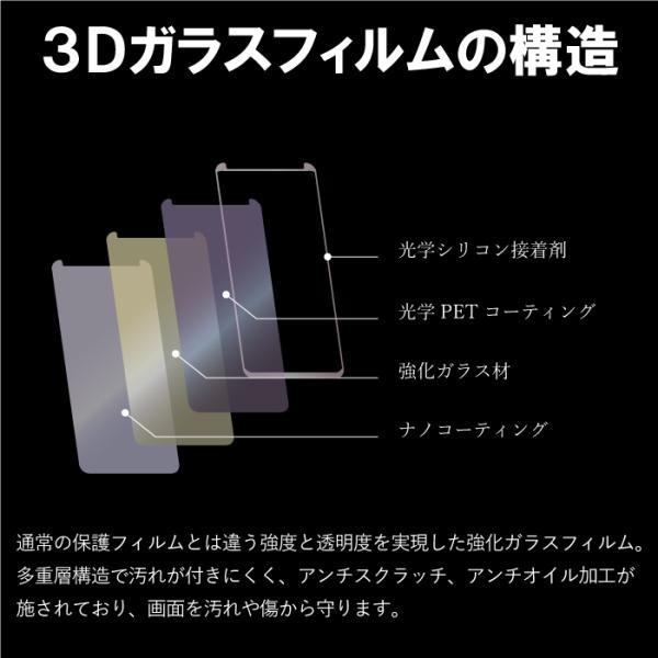 galaxy s9 ガラスフィルム 全面保護 曲面 国産 保護 指紋 3D 強化ガラス ガラス 液晶保護フィルム ギャラクシーs9 フィルム スマホフィルム|kintsu|11