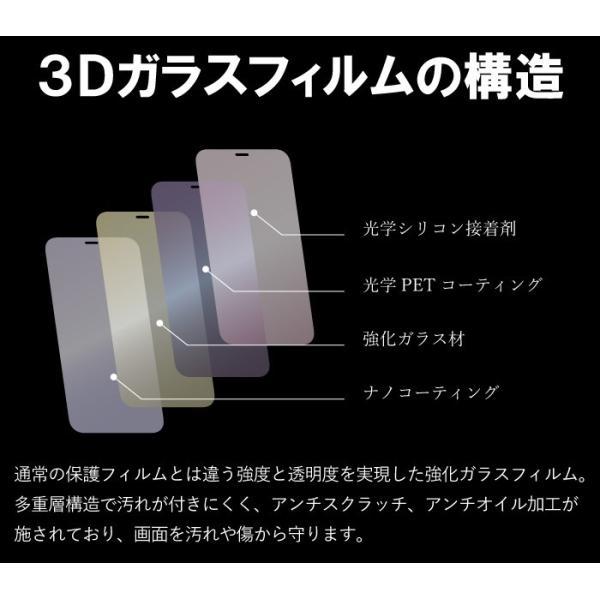 iphone xr ガラスフィルム 保護 指紋 日本製 3D 全面保護 強化ガラス フィルム ガラス 液晶保護フィルム アイフォンxr スマホフィルム kintsu 11