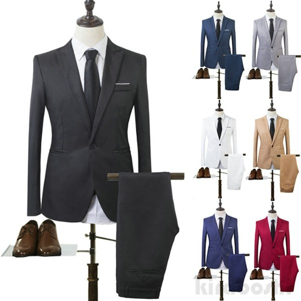 メンズスーツセット ビジネススーツ メンズスーツ スーツセット スーツセットアップ  上下セット フォーマル 就活 就職 紳士服 結婚式 通勤 2019新作 kirabosi