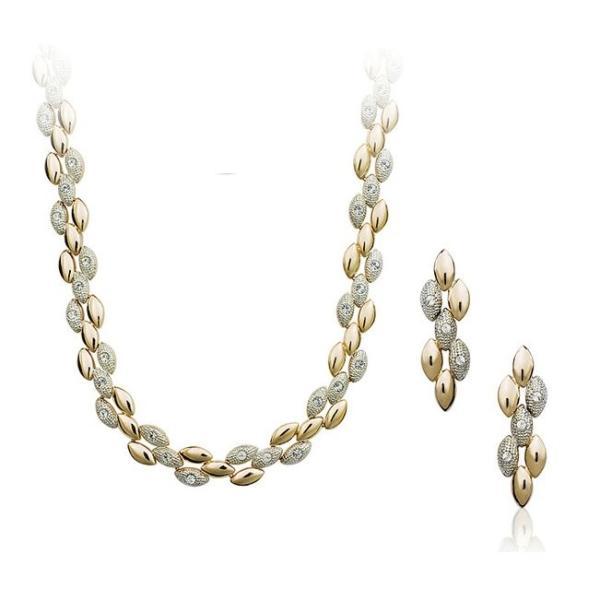 ピアス ネックレス CZダイヤモンド 結婚式 披露宴 二次会 フォーマル ゴールド シルバー ゴージャス  パーティーアクセサリー