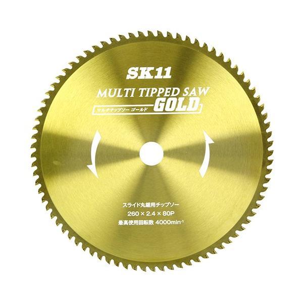 チップソー替刃カッター丸鋸用スライド260×80P(建材/塩ビ/サイディング) 丸鋸刃マルノコ