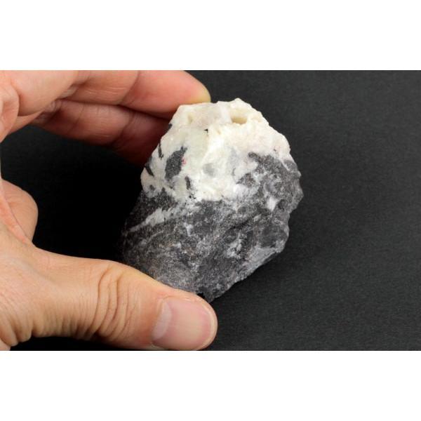 シナバー 原石 結晶 87g