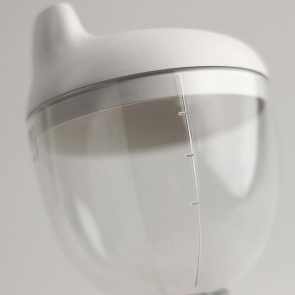 即納 レアーレ Reale グラス&キャップ ソムリエ(離乳食 食器 おしゃれ かわいい ベビー食器 子ども食器 子供用食器 子供)|kireispot|05