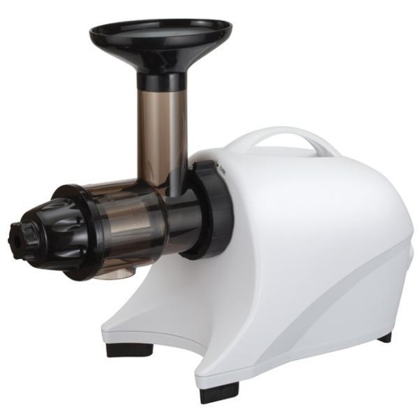 即納 ゼンケン マルチジューサー&クッカー ベジフル ZJ-D1(低速回転 ジューサー 圧搾方式 低速しぼり)|kireispot|02