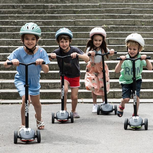 スクートアンドライド ハイウェイキック5(子供 大人 3輪 キックスケーター 子供用 大人用 子ども こども) 即納