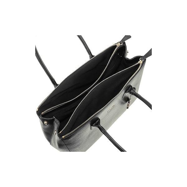 フルラ FURLA 滑らかカーフ スモール 手提げトートバッグ リンダ LINDA-817549-BGI9-ブラック/ONYX|kireiyasan|02