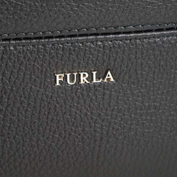 フルラ FURLA ポーチ付 ワンショルダーバッグ アストラ ASTRA-BGK9-809717-ブラック/内側レッド|kireiyasan|04