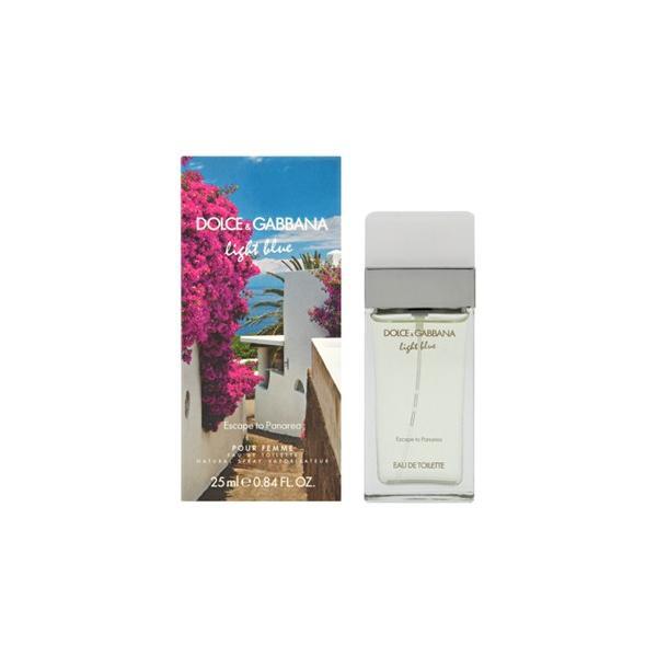 ドルチェ&ガッバーナ D&G 香水 ドルガバ ライトブルー エスケープ トゥ パナレア-EDT-25ml|kireiyasan