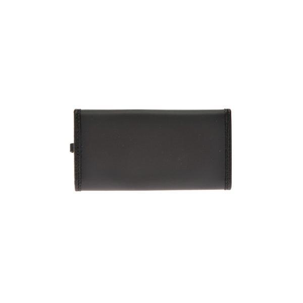 ハンティングワールド HUNTINGWORLD キーケース カラバリ3色 バチューレザーBATTUE ORIGINAL-500-13A-ブラック(黒)  23760|kireiyasan|03