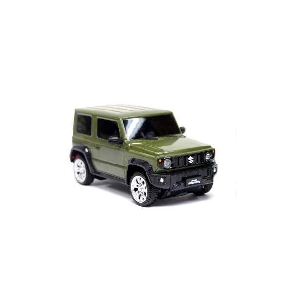 SUZUKI Jimny ジムニー 1/20スケール ラジコンカー ジャングルグリーン|kireshop