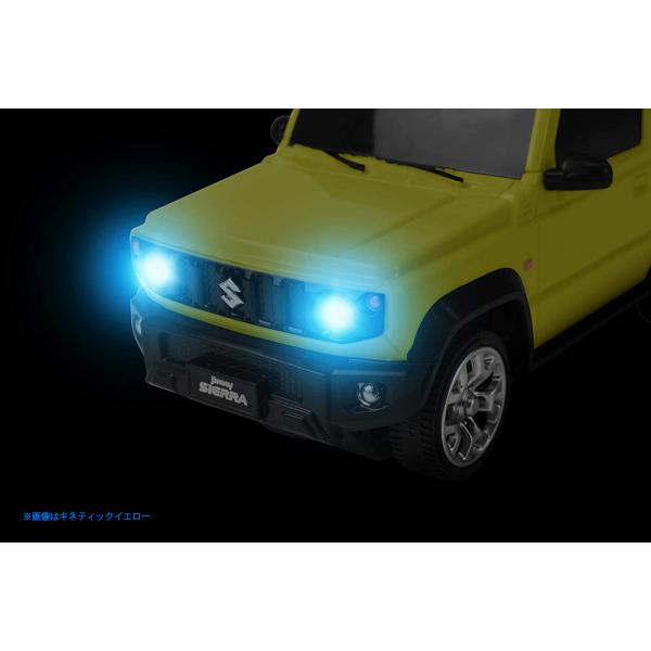 SUZUKI Jimny ジムニー 1/20スケール ラジコンカー シフォンアイボリー|kireshop|02