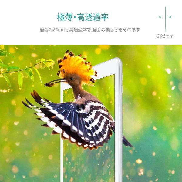 Nimaso (2018/2017 新型)iPad Pro 9.7 / Air2 / Air/New iPad 9.7インチ 用 フィルム|kirincompany|03