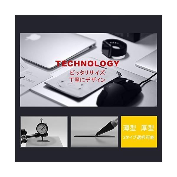 Hotline Games 交換用 厚型 マウスソール マウスフィート [0.6mm/滑り改善/交換品] (Logicool G300 /|kirincompany|03