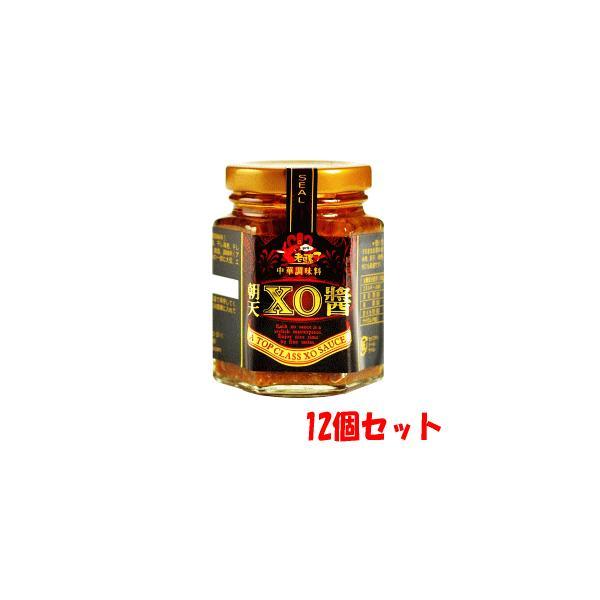 【12個セット】友盛貿易 老騾子 朝天XO醤 105g×12【軽減税率対象商品】