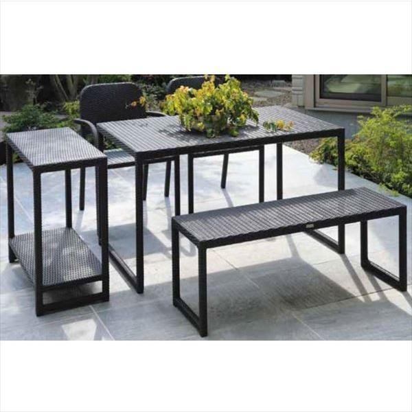 タカショー 庭座 テーブルチェア5点セット 『ガーデンチェア ガーデンテーブル セット』