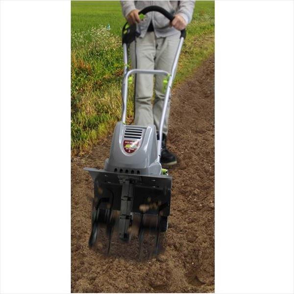 【欠品中 次回7月上旬入荷予定】 アルミス 電動耕運機耕す造   AKT-1050WR