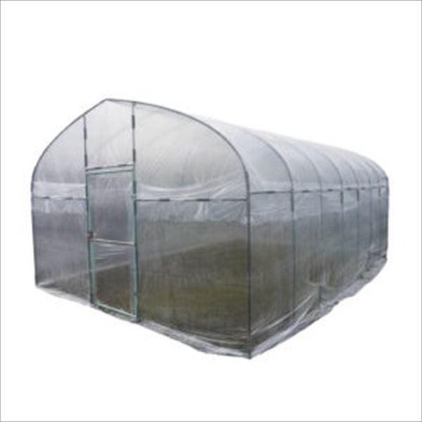 南榮工業 普及版菜園ハウス 埋め込み式 H-3654 2019年3月にリニューアル 『ビニールハウス 南栄工業』